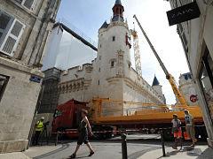 Renovation de l hotel de ville de La Rochelle par Philippe Villeneuve en France