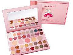 Palette de makeup pour Noel, produits de Nocibe et de Kat Von D Beauty