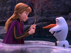 Film La Reine des Neiges 2, le long metrage Disney cartonne au box office