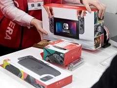 Nintendo Switch : la Chine et la console du geant japonais avec Tencent