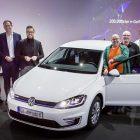 Volkswagen e-Golf : les ventes s'envolent !