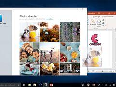 Application Votre telephone de Microsoft sur PC pour les terminaux Android