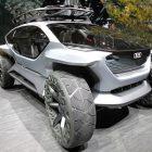 Concept-car: la voiture électrique mène la course