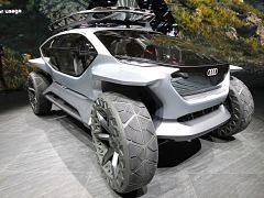 Voiture electrique : concept car de Citroen, de Volkswagen et de Hyundai