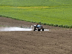 Pesticides dans l air en France, pollution atmospherique due aux insecticides