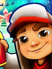 Subway Surfers, jeu mobile de type endless run sur Android et iOS