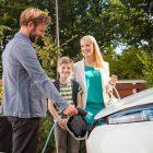 Les ventes de voitures électriques en hausse dans le monde