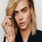 Cara Delevingne poursuit sa collaboration avec Dior Joaillerie