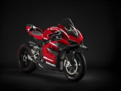 Ducati Superleggera V4, moto ultra sportive du fabricant italien