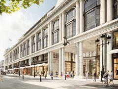 Six Senses a Whiteleys a Londres, la chaine d hotels de luxe dans le magasin londonien