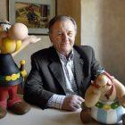 Le dessinateur Albert Uderzo, père d'Astérix, n'est plus
