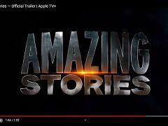 Serie Amazing Stories de Steven Spielberg sur Apple TV, sortie de la bande annonce