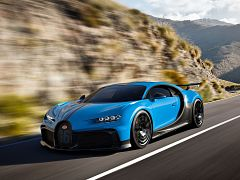 Bugatti Chiron Pur Sport, nouvelle supercar du constructeur francais