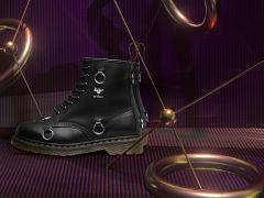 Original 1460 de Dr Martens, Raf Simons reimagine les boots de la marque anglaise
