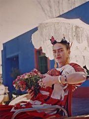Exposition sur Frida Kahlo par Google Arts Culture, collections artistiques de l artiste mexicaine