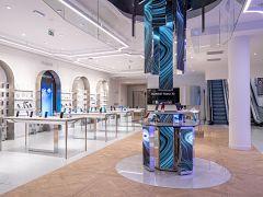 Huawei, premier magasin du constructeur chinois en France a Paris
