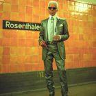 Karl Lagerfeld au centre d'une exposition à Berlin