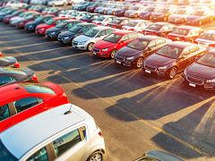 Marche automobile en Europe, immatriculations de voitures en baisse selon l ACEA