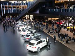 Salon allemand IAA a Munich, l evenement automobile quitte Francfort