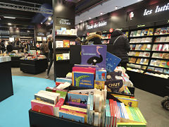 Salon du Livre de Paris annule du au coronavirus dans la capitale francaise