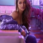 Shay Mitchell a pris la pose pour Cacharel
