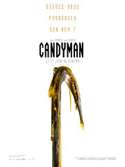 Film d horreur Candyman, decouvrez la bande annonce du long metrage