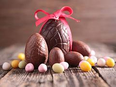 Chocolats de Paques, les Oeufs en chocolat moins achetes en grande surface