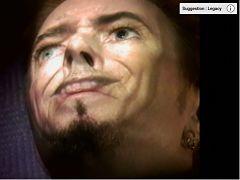 Repetition 97 de David Bowie, un clip avec le chanteur britannique