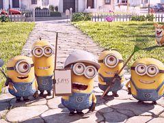 Minions 2 : Il etait une fois Gru, film d animation de Universal