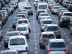 NO2, baisse de la pollution de l air liee aux vehicules pendant le confinement