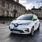 Zity, le service d'autopartage de Renault lancé dans la capitale