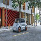 Citroën connaît du succès avec son Ami