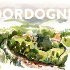 Dordogne, un jeu vidéo narratif tout en aquarelle