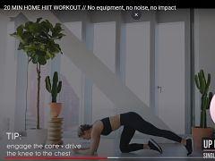 HIIT, des exercices proposes par des coachs pour faire du sport en confinement