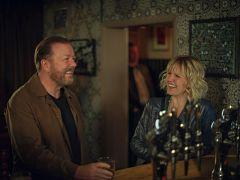 After Life avec Ricky Gervais, une saison 3 de la serie avec l humoriste britannique