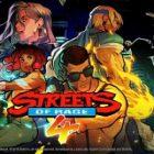 Streets of Rage 4: le jeu vidéo est finalement là!