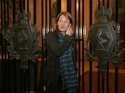 Caroline Laurent décroche le Prix Maison de la Presse