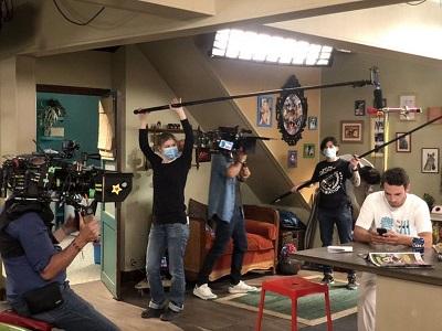 « En famille » : le tournage de la série française a repris