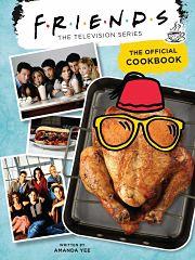 Recettes tirees de Friends, la serie inspire un ouvrage de cuisine