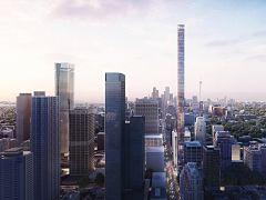 Gratte ciel de Herzog de Meuron a Toronto nomme 1200 Bay Street