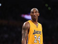 Basketteur Kobe Bryant, objets personnels du joueur de basketball vendus aux encheres
