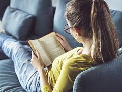 Livres, le confinement a favorise la lecture mais les ventes de bouquins ont chute