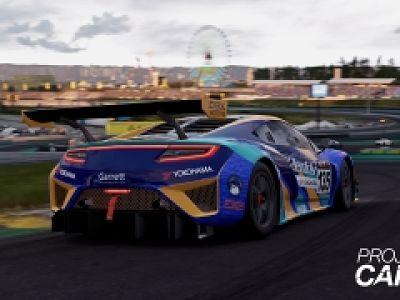 Project Cars 3, un jeu au graphisme impressionnant!