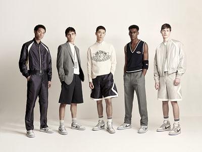 Air Jordan 1, Dior et Nike vendent leurs sneakers sur un mini site