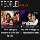 Show-biz : informez-vous sur les stars sur Buzz No Limit