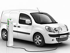 Vehicules utilitaires en autopartage a Paris, des fourgons electriques chez Clem