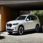 BMW présente la « iX3 »