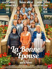 Comedie La Bonne epouse avec Juliette Binoche en tete du box office