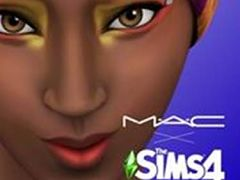 M A C dans les Sims 4, du maquillage pour personnaliser les heros du jeu