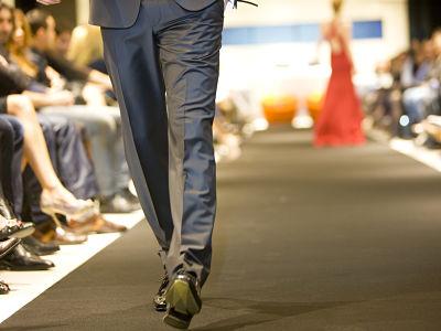 Defile de mode Louis Vuitton, la collection homme presentee a Shanghai